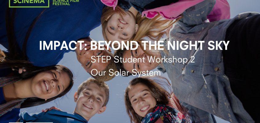 SCINEMA 2020: Student Workshop 2