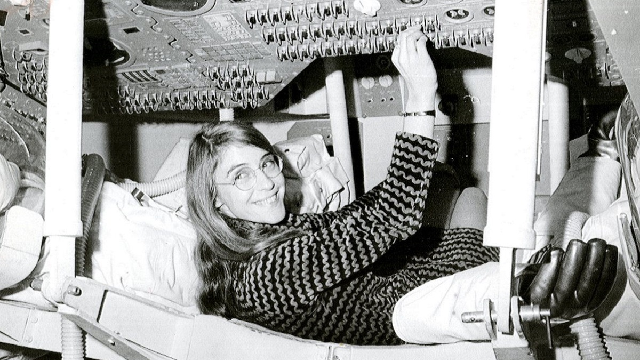 Career Profile: Margaret Hamilton