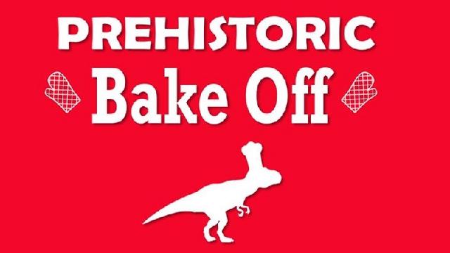 National Science Week prehistoric bake off
