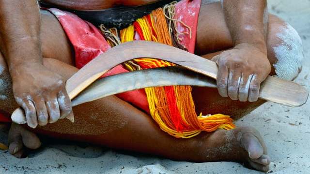 The Indigenous Australian sense of history spans the 65,000 or more years they've lived on this continent.