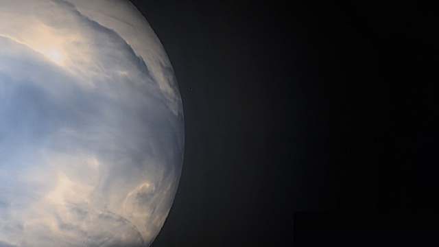 Venus keeps teasing us about life