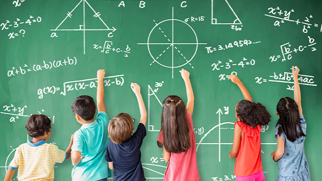 Divide and conquer: why doing maths adds up to life success