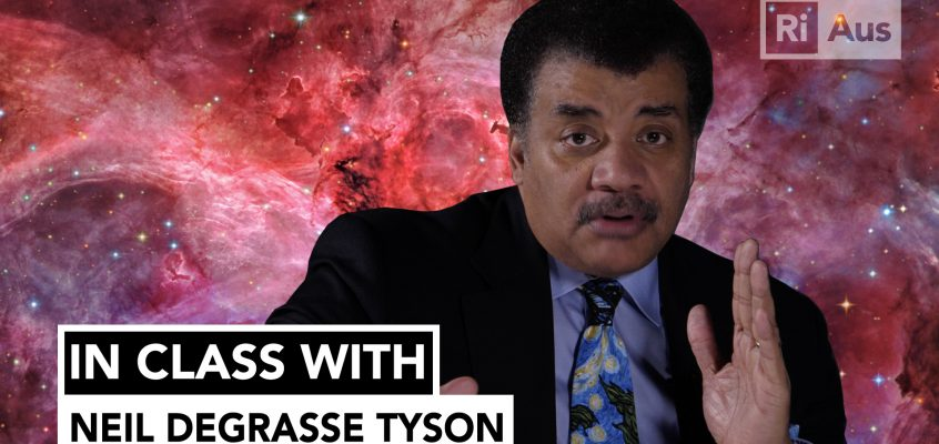 In Class With… Neil deGrasse Tyson