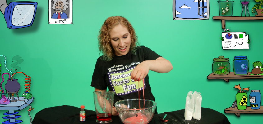 D.I.Y Science – Create your own slime
