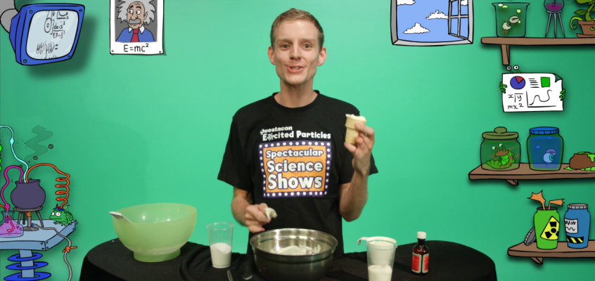 D.I.Y Science – Make your own Ice-Cream