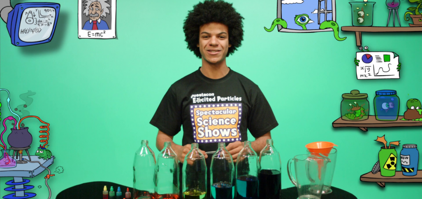 D.I.Y. Science – Musical Bottles
