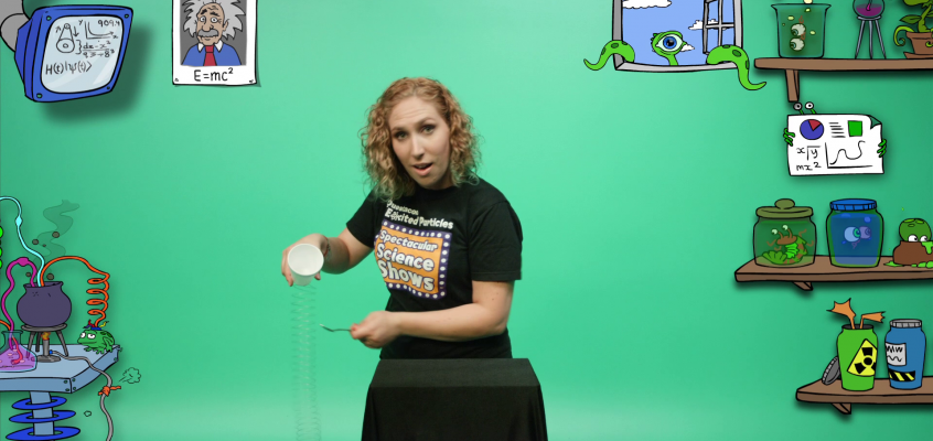 D.I.Y. Science – Make Your Own Sound Effects