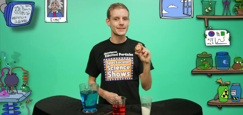 D.I.Y Science – Floating in Salt Water