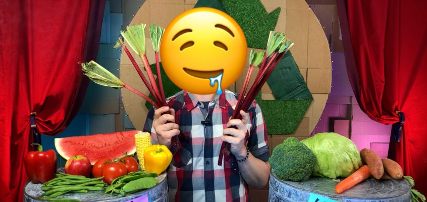 This Show Is NOT Rubbish – Ep9: Decorative Vegetable