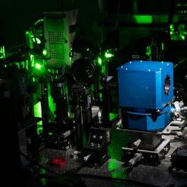 Machine testing superconductor