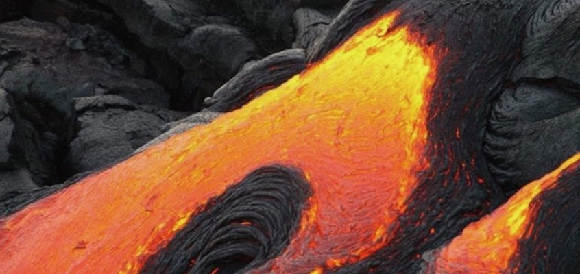 Volcanoes that just kept on giving