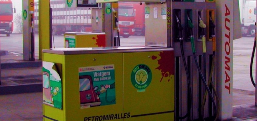 A catalyst for faster, cheaper biodiesel