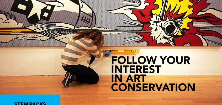STEM Pack 6: Art Conservation