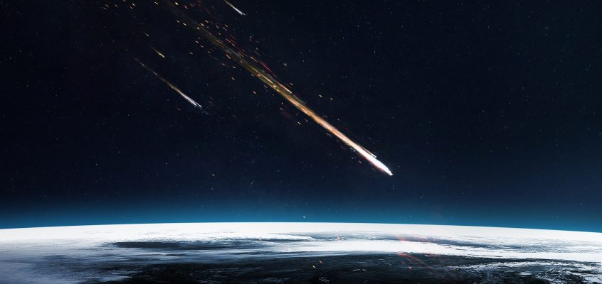 So, why a cone-shaped meteorite?