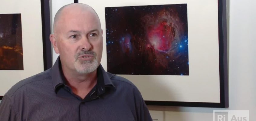 Working in Art — Astrophotographer