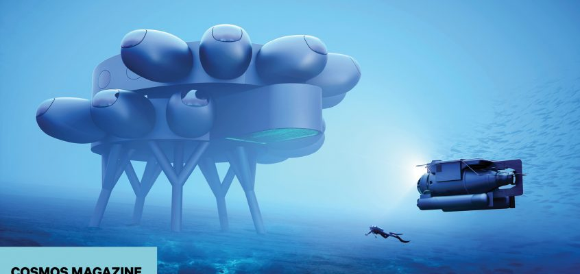 Underwater ISS