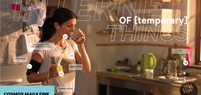 The Internet of Temporary Things