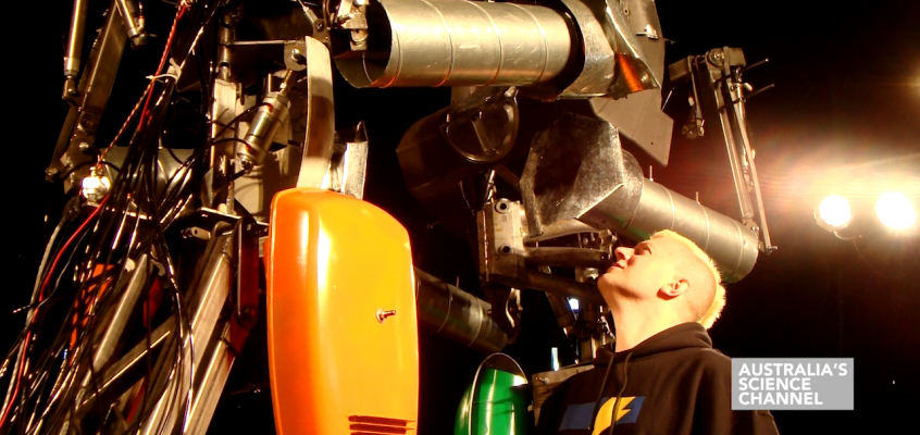 Working in Robotics & Engineering – Robotic Engineer