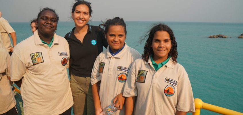 Meet our Indigenous researcher: Marlee Hutton