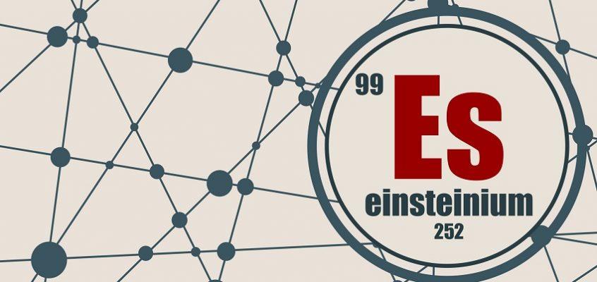 Exploring Einsteinium