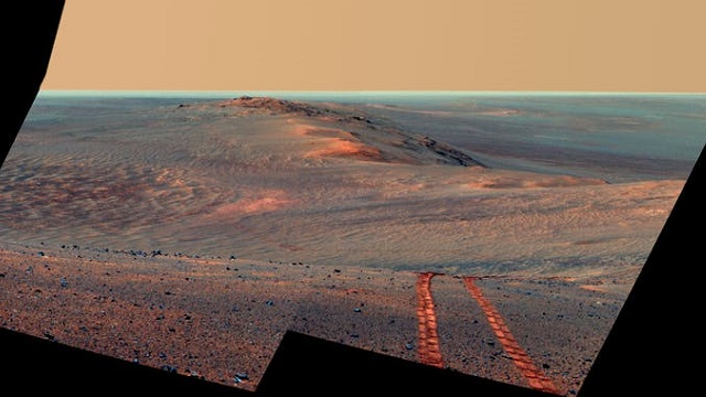 Studying the red planet