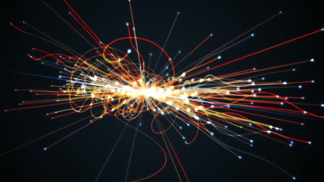 Evidence of brand new physics at Cern?