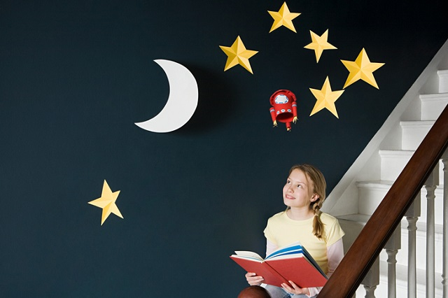Explore space for the Premier's Reading Challenge