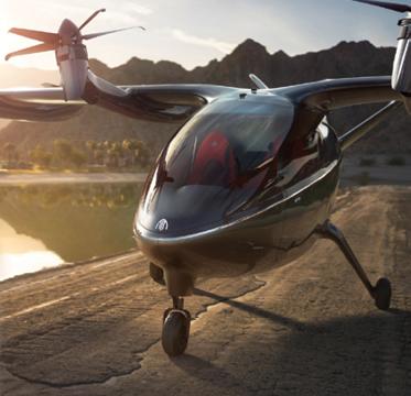 Archer's flying car