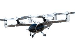 Joby Aviation sky taxi