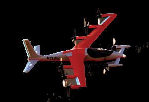 Kitty Hawk's flying car