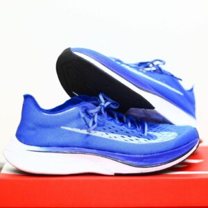 The shoe technology in the Nike Vaporfly is reducing athletes distance running times.