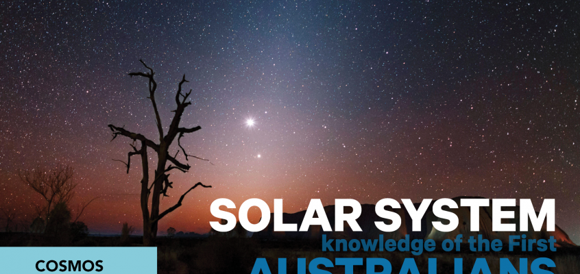 Solar System Knowledge of the First Australians