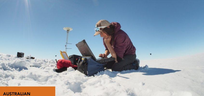 Technology in Antarctica
