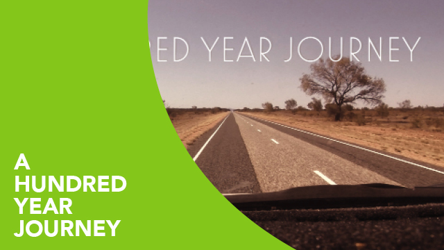 A Hundred Year Journey