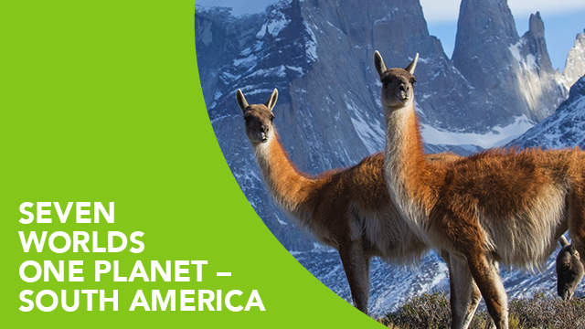 Seven Worlds, One Planet – South America